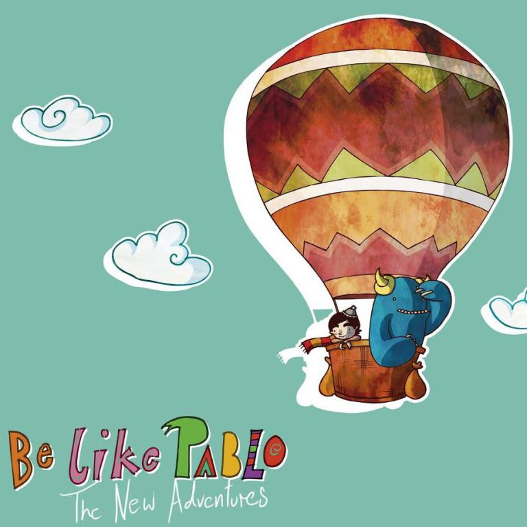 My mom always said never trust anything with horns in a hot air balloon.